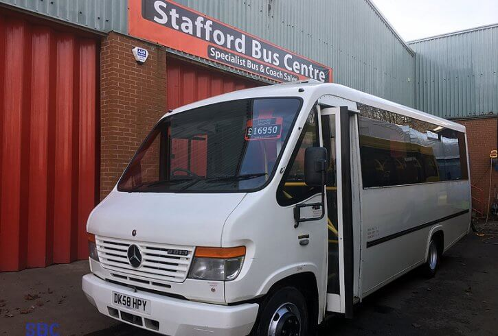 2008 Mercedes 813D Vario Mellor **CHOICE OF 2** - Image 1