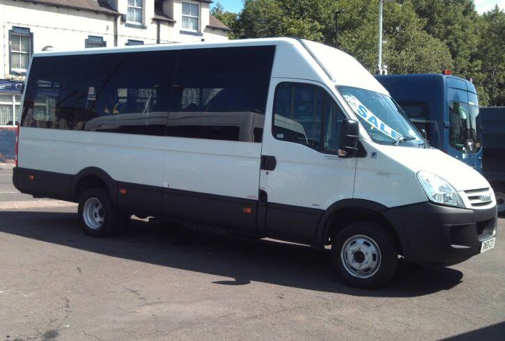 2009 Iveco Daily Wheelchair Accessible Minibus (PSV) - Image 1