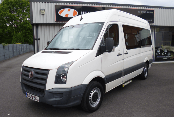 2009 VW Crafter CR35 - Image 1