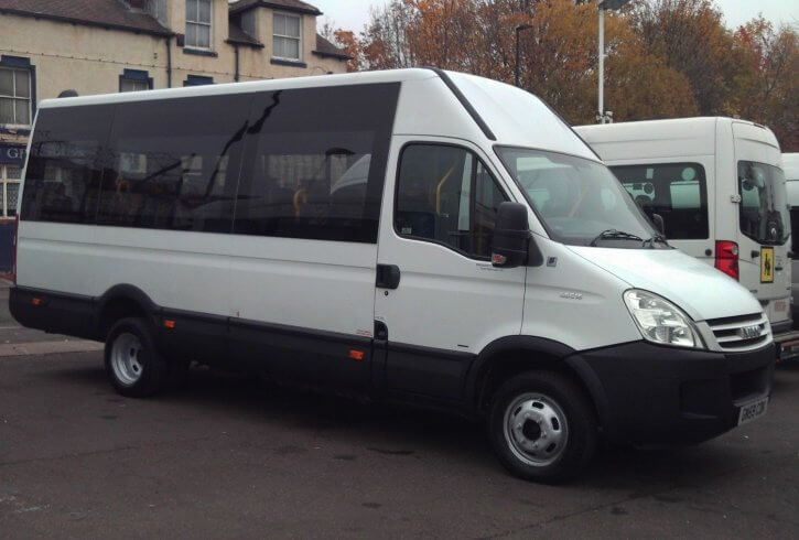 2009 58 Iveco Daily 45C15 Wheelchair Accessible Minibus (PSV) - Image 1
