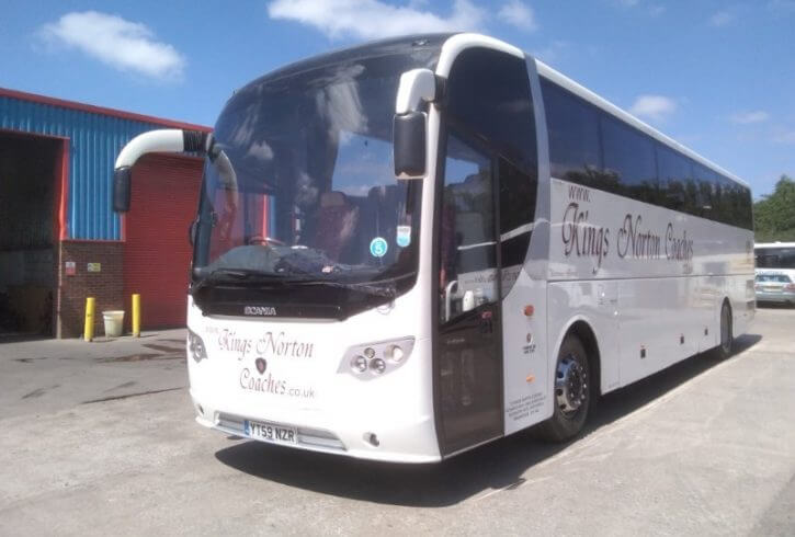 2010 (59) Scania K340EB 4x2 Omni Express Executive Coach - Image 2