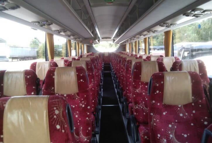 2010 (59) Scania K340EB 4x2 Omni Express Executive Coach - Image 6
