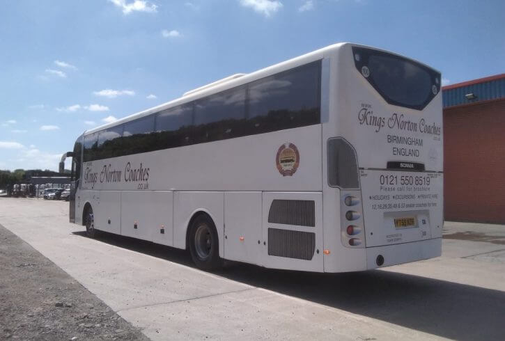 2010 (59) Scania K340EB 4x2 Omni Express Executive Coach - Image 3