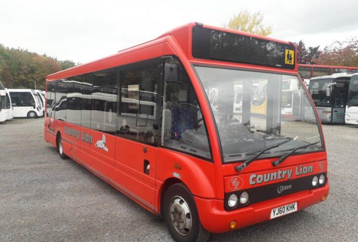 2010 Optare Solo Mercedes Engine - Image 2