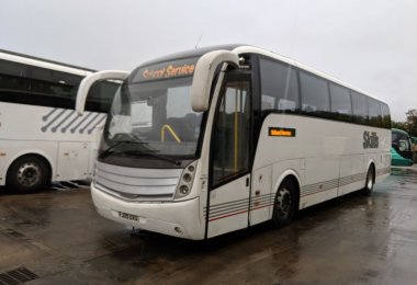 2009 (09) Scania Levante 70 Seaterbcb